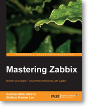 Win Free Ecopy of new book on Zabbix!