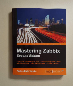 Mastering Zabbix Second Edition
